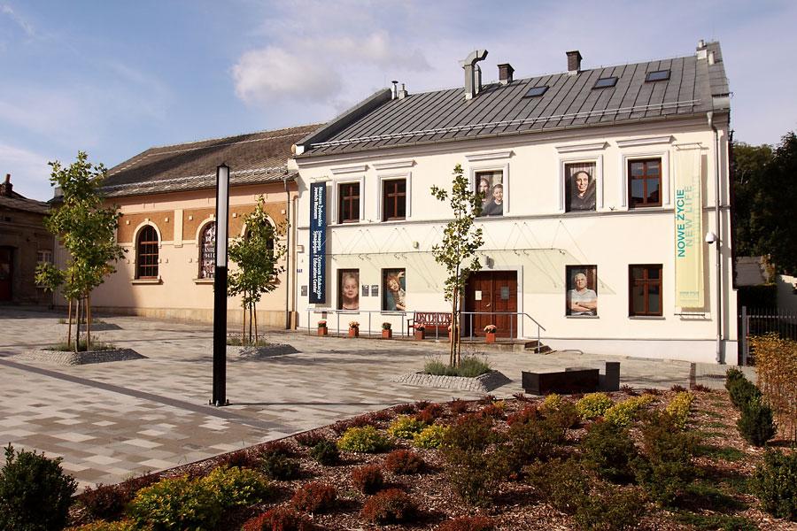 Centrum Żydowskie w Oświęcimiu