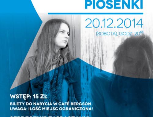 Koncert: Asia i Koty & Sonia Pisze Piosenki