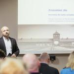 Dyrektor CŻ Tomasz Kuncewicz otwiera program