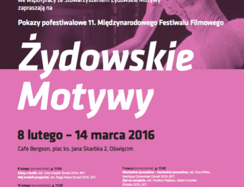 Film screenings: Jewish Motifs