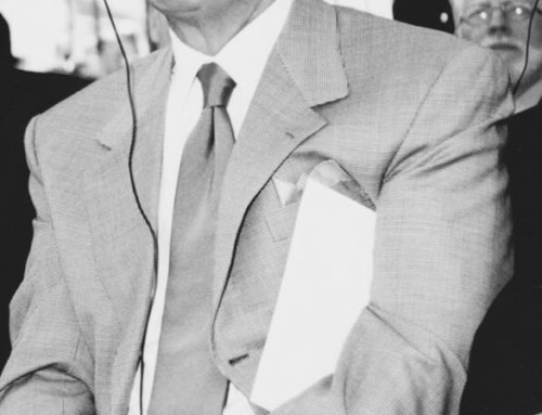 Zmarł Fred Schwartz, założyciel Centrum Żydowskiego w Oświęcimiu