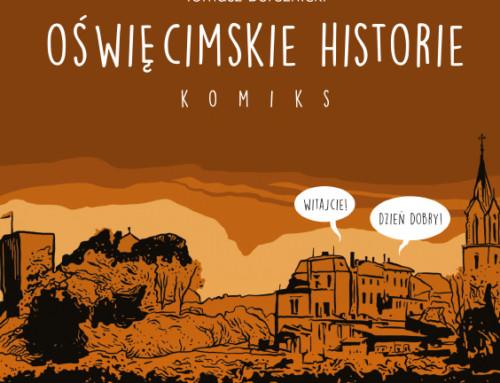 Oświęcimskie historie w wersji drukowanej