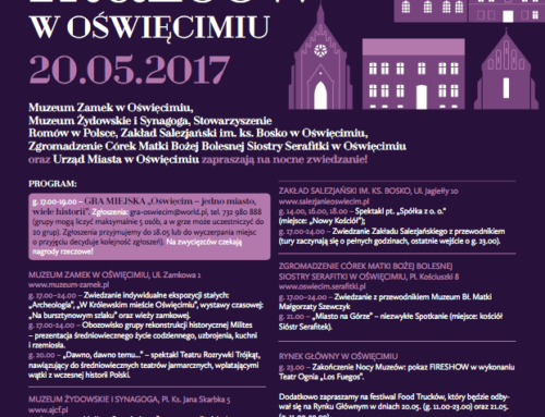Long night of museums in Oświęcim