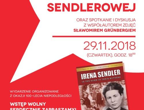 W imię ich matek. Historia Ireny Sendlerowej.