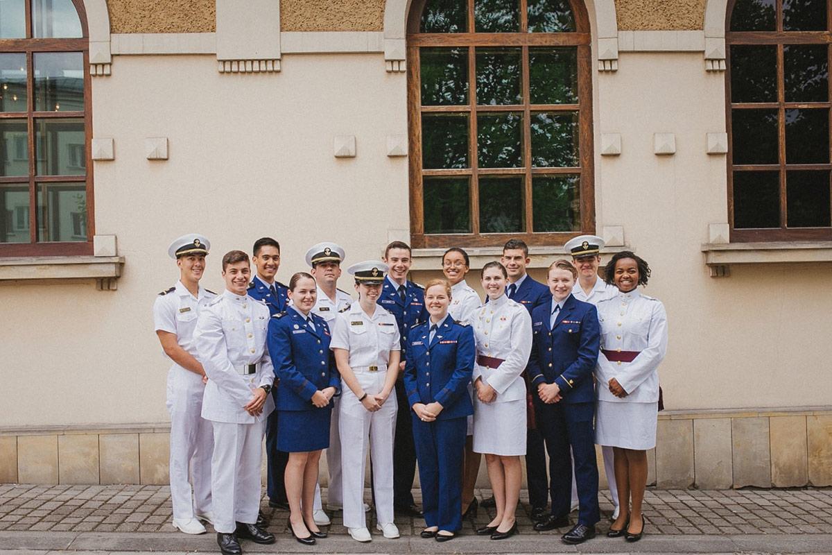 American Service Academy Program dla przyszłych oficerów armii USA