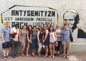Program Auschwitz Jewish Center Fellows
