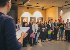 Antydyskryminacyjne warsztaty edukacyjne - Po Auschwitz