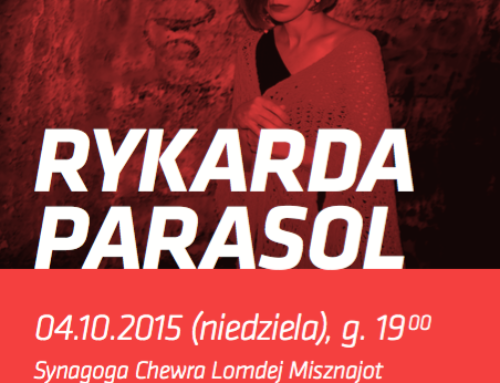Concert: Rykarda Parasol (USA)
