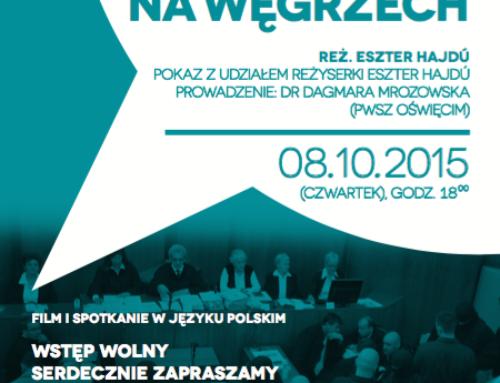 Screening: Judgment in Hungary