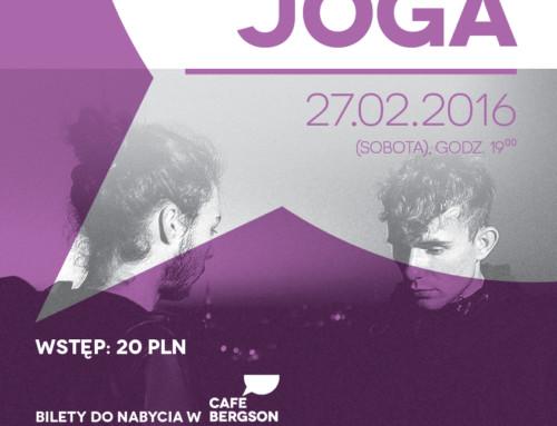 Concert: Jóga