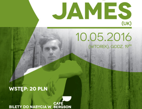Koncert: Tom James (UK)