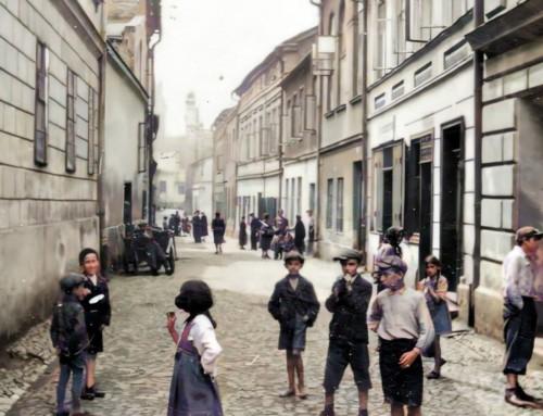 Miasto znane jako Auschwitz – wydarzenie w jęz. hebrajskim