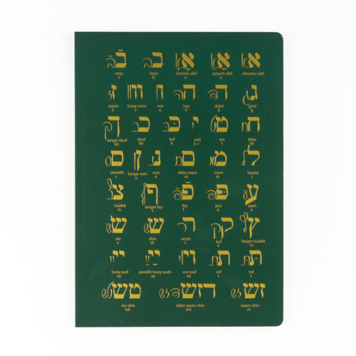 Alfabeto Yiddish