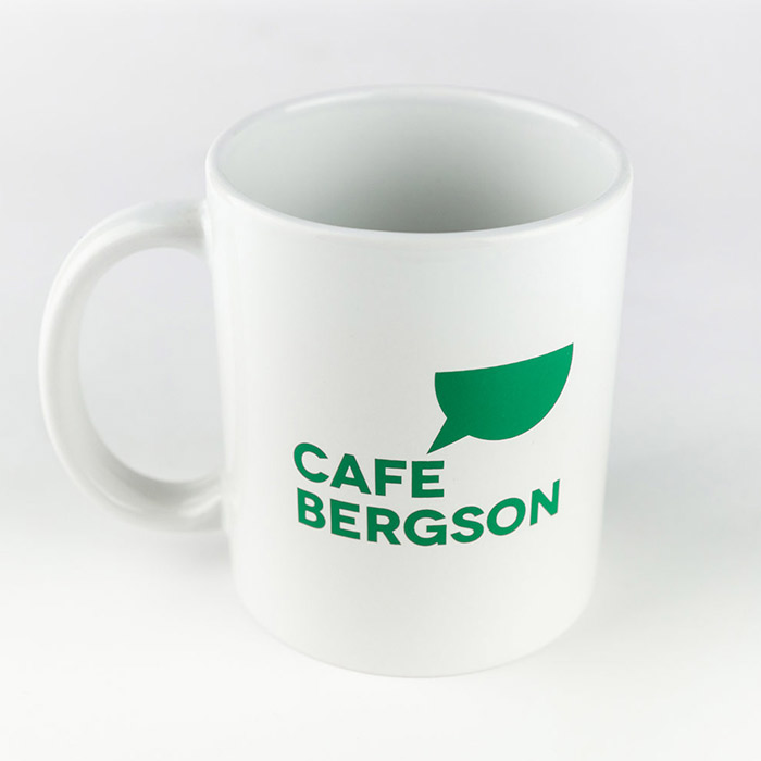 Mugs - Jewish Museum and Cafe Bergson in Oświęcim, online store